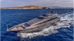 2003 Admiral 33m