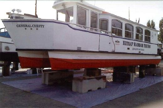 1995 Custom Passenger Multihull
