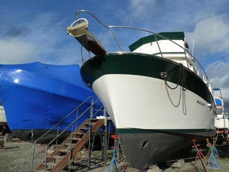 1985 Ponderosa Sundeck Trawler