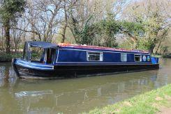 2007 Narrowboat 42' Cruiser Stern