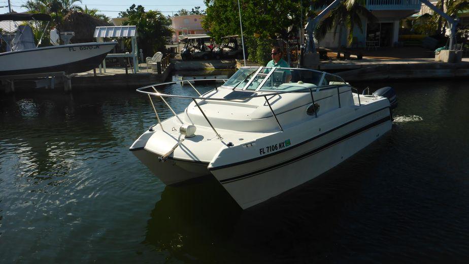 2006 Glacier Bay 2270 Isle Runner Power Boat For Sale - www