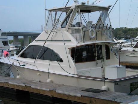 1991 Ocean Yacht Super Sport 42