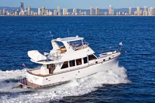 2012 Clipper Motor Yachts Cordova 52