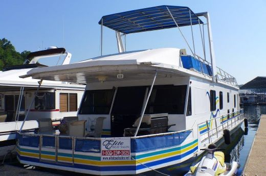 1988 16x64 Stardust Houseboat
