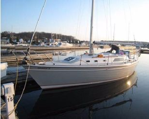 1989 O'day 35 Sloop