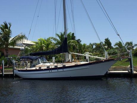 1993 Cabo Rico 38 Cutter