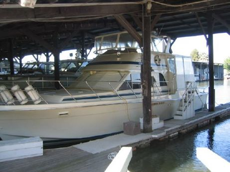 1987 Chris-Craft 480 Catalina Yacht Fisher