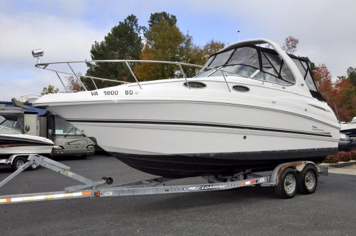 2004 Chaparral 260 Signature Cruiser