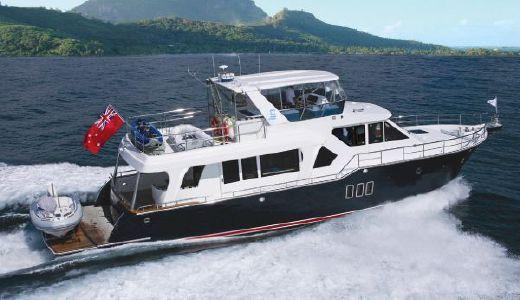 2012 Clipper Motor Yachts Cordova 65