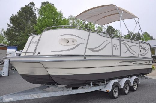 2004 Windsor Craft 240
