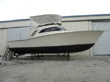 2006 Delta Boats 36SFX Sport Fisherman