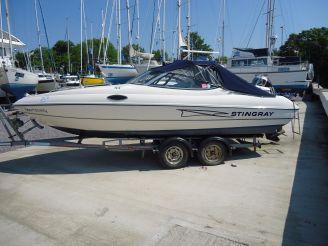 1998 Stingray 200CS