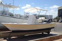 2007 Sea Pro SV1900 CC