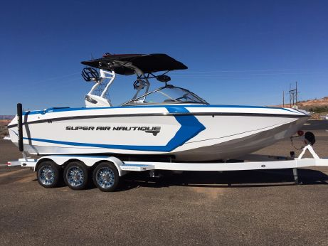 2016 Nautique Super Air G25