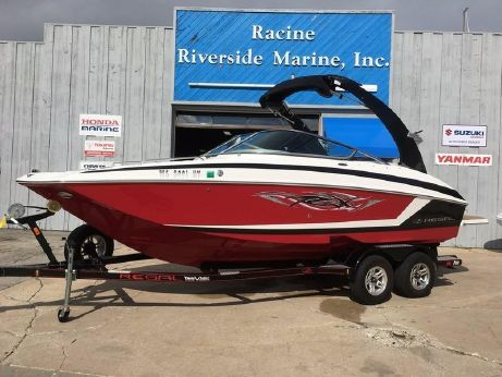 2012 Regal 24 FasDeck RX