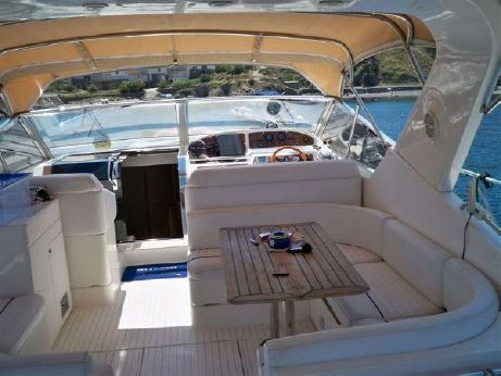 1994 Marine Projects princess riviera 46