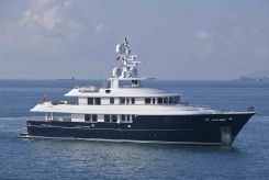 2012 Kingship Marine Limited 42m Steel Displacement