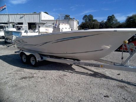 2016 Sea Chaser 22 HFC