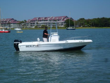 2005 Sea Fox 197 Center Console