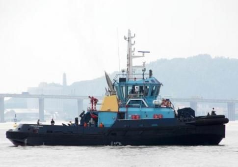 2011 Custom 32 meter ASD TUG