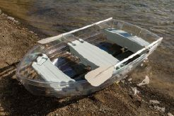 2019 Backwater Boats 7.5 Evolution Clear