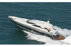 pre-owned pershing yachts for sale