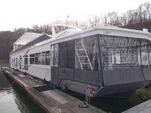 2007 Fantasy 20 X 105 Houseboat