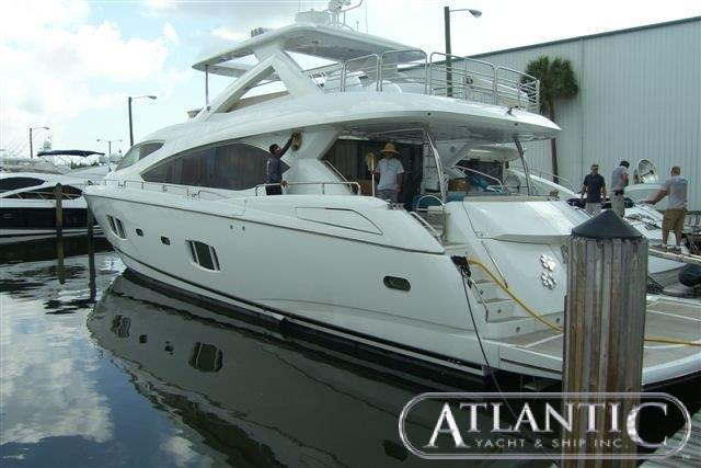 Used 88' Sunseeker 88 Yacht for sale