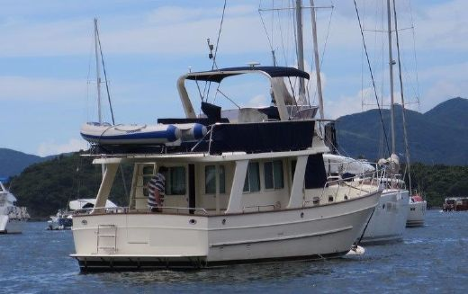 2008 Clipper Heritage 40