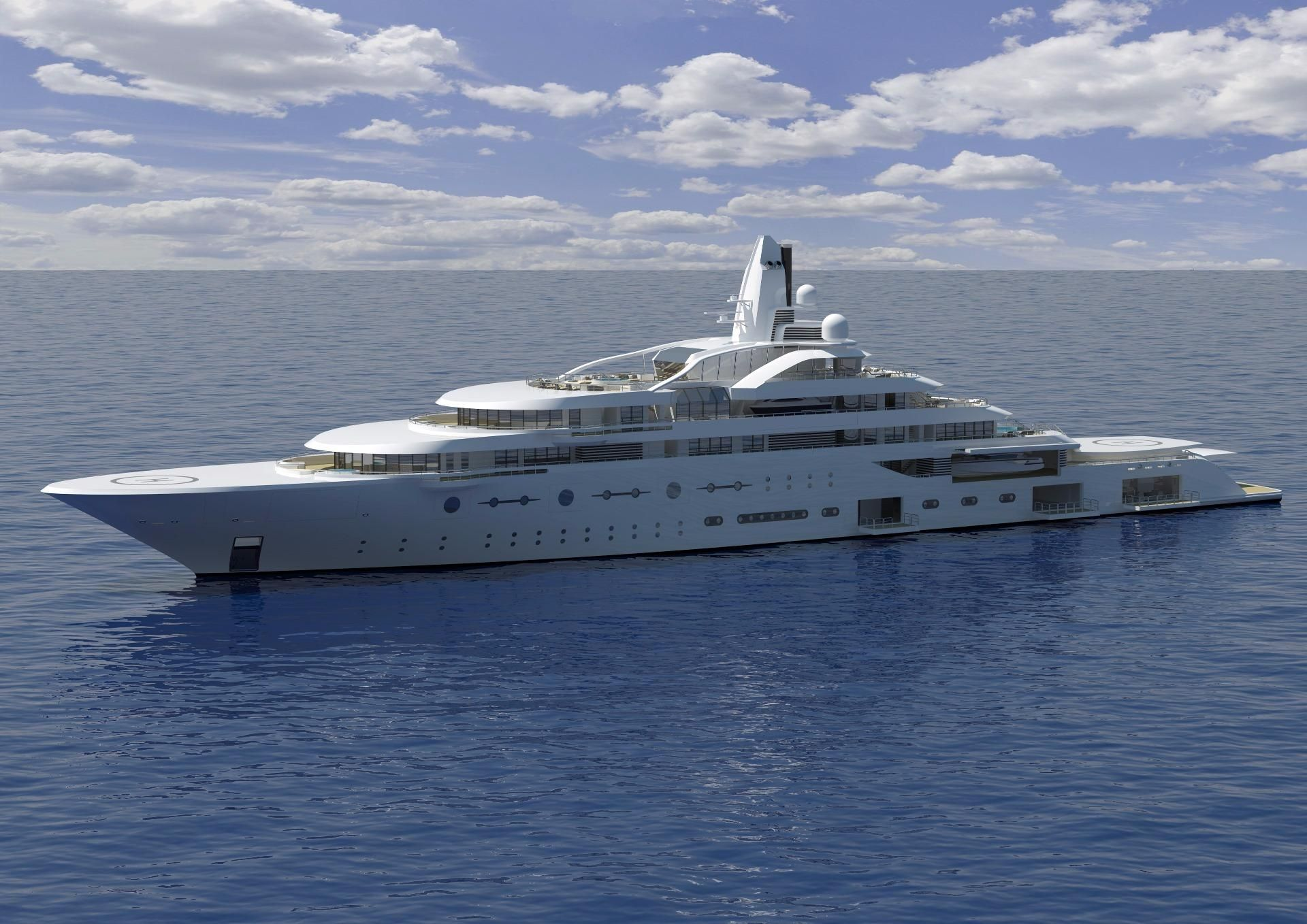Browse Mega Yacht Boats For Sale