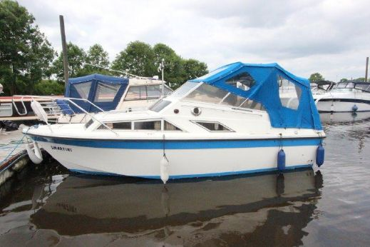 1983 Fairline Holiday MK3