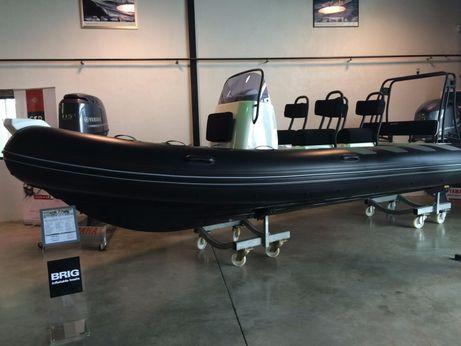 2016 Brig Inflatables Navigator 610