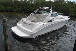 1995 Sea Ray 370 Sundancer
