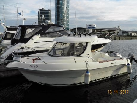 2011 Quicksilver 640 Pilothouse