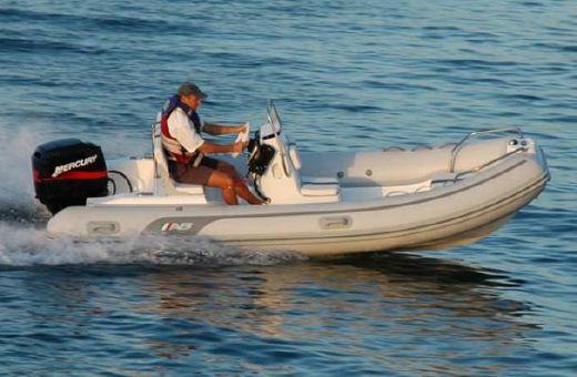 2007 Ab Inflatables Oceanus 15 VST