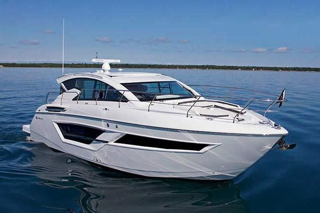 Used Cruisers Yachts Cantius Prices - Waa2