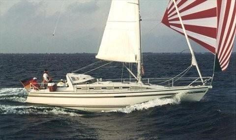 1992 Dehler 43 CWS