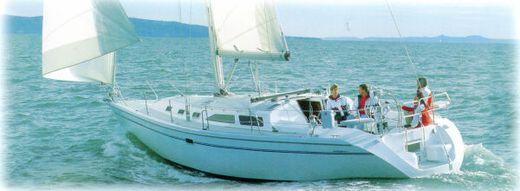 1997 Catalina 42 MkII
