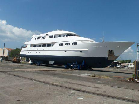 2012 Ocean Pacifico Motor Yacht