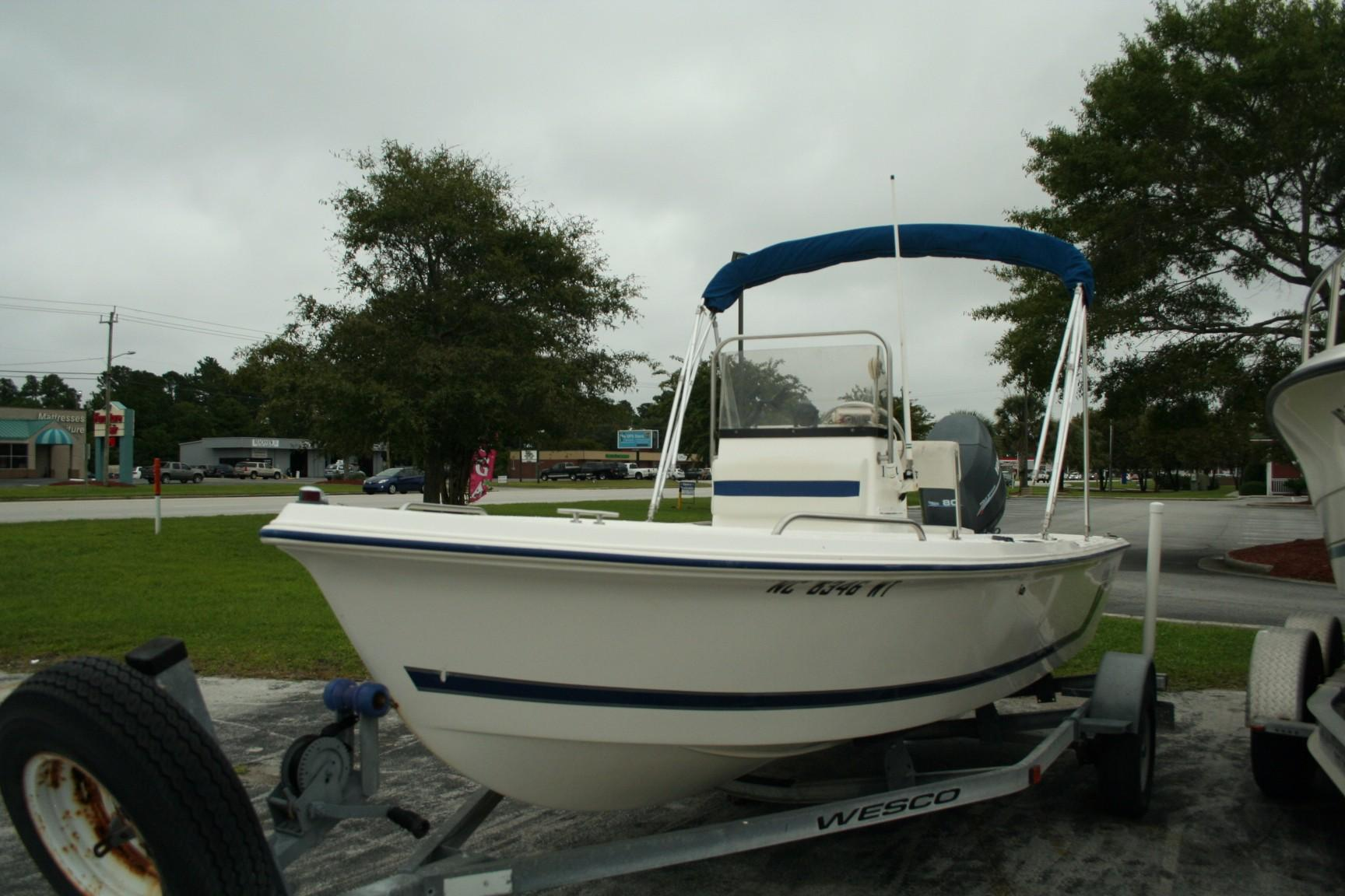 2001 Cobia 174 Center Console Power Boat For Sale - www ...