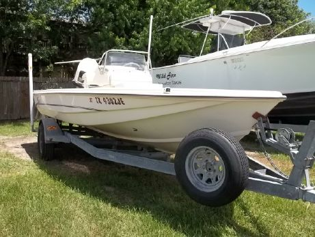 1999 Scout Boats 192 Sportfish