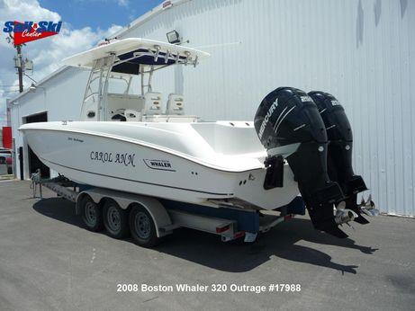 2008 Boston Whaler 320 Outrage