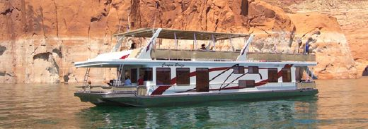 2007 Sumerset Houseboat Canyon Breeze Share #10