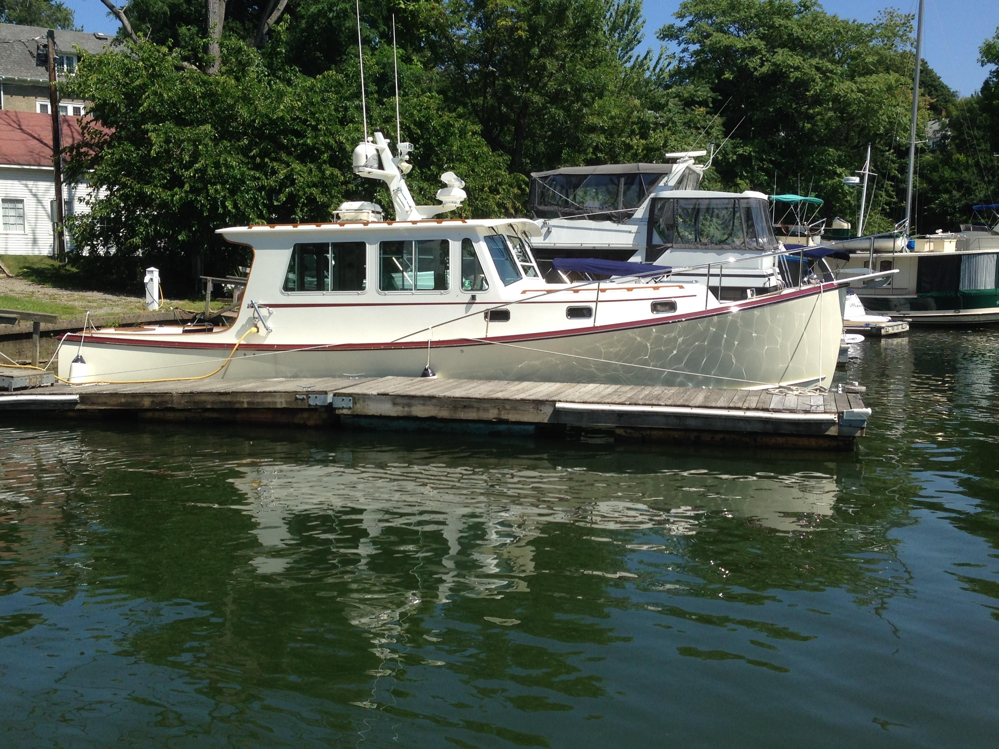 2007 northern bay 38 power boat for sale for Point pleasant fishing report