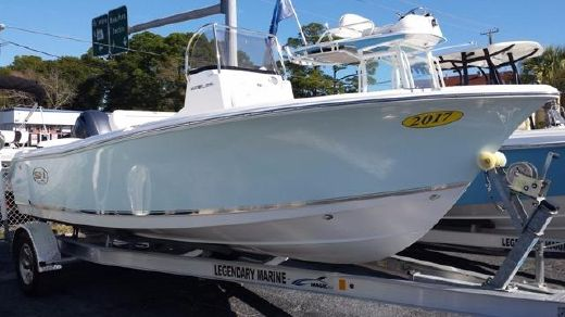 2017 Sea Hunt Ultra 196