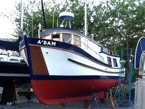 1963 Nakade Boat Works Converted Troller