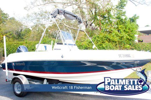 2017 Wellcraft 180 Fisherman