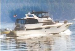 1988 Californian 55 Cockpit Motor Yacht