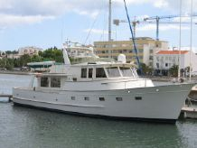 1998 Fleming 55 Pilothouse Motor Yacht
