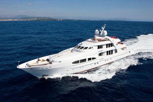1998 Heesen 156 Tri-deck Superyacht
